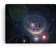 Midnight on Mars Canvas Print