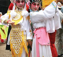 Chinese New Year 2007 - Girls II by Remine