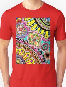 colorful mandalas Unisex T-Shirt