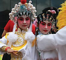 Chinese New Year 2007 - Girls by Remine