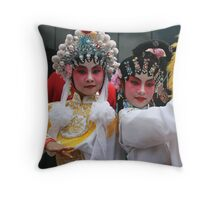 Chinese New Year 2007 - Girls Throw Pillow