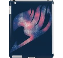Fairy Tail galaxy logo iPad Case/Skin