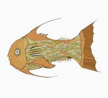 Fish Head by vine99