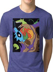 Creatures X Tri-blend T-Shirt