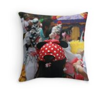 Chinese New Year 2007 - Mini Mouse Throw Pillow