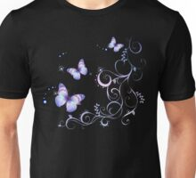 Ribbons and Butterflies Unisex T-Shirt