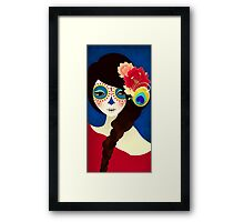 Muertita: Candy Framed Print