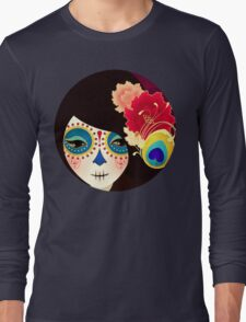 Muertita: Candy Long Sleeve T-Shirt