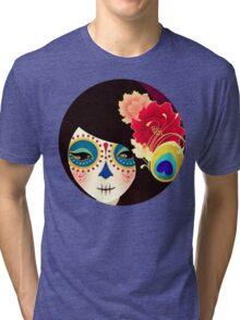 Muertita: Candy Tri-blend T-Shirt