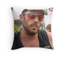 Competitor Throw Pillow