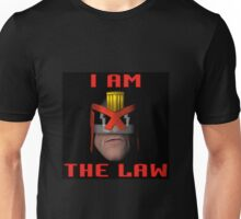 I am the Law. Unisex T-Shirt