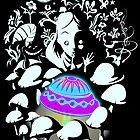 alice in fungi land by SFDesignstudio