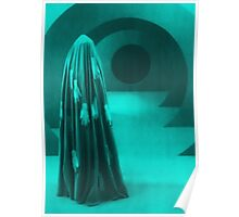 Gothic Shroud and Circle Poster
