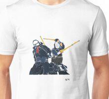 Nitto (White) Unisex T-Shirt