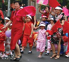 Chinese New Year 2007 - Road Crossing by Remine