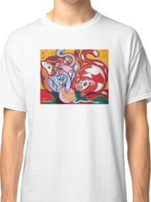 'Kitties at Play' Classic T-Shirt
