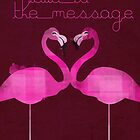 Love is te message by Marco Recuero