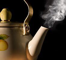 Tea kettle by Mikhail Kovalev
