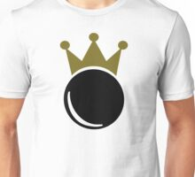 Ninepins skittles king Unisex T-Shirt