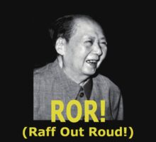 ROR! (Raff Out Roud!) by Joseph Colella