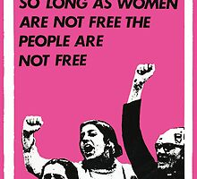 Feminist Freedom  by Wombatworks
