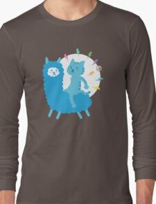 Alpaca Rider Long Sleeve T-Shirt
