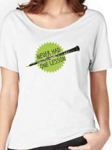 Ferris Bueller never had one lesson Women's Relaxed Fit T-Shirt