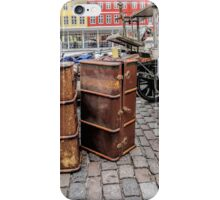 Old stuff collected for film set iPhone Case/Skin