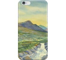 Raging Ghyll, Honister Pass iPhone Case/Skin