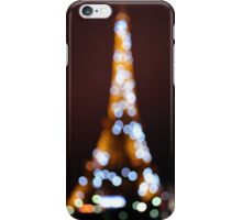 I fell in love iPhone Case/Skin
