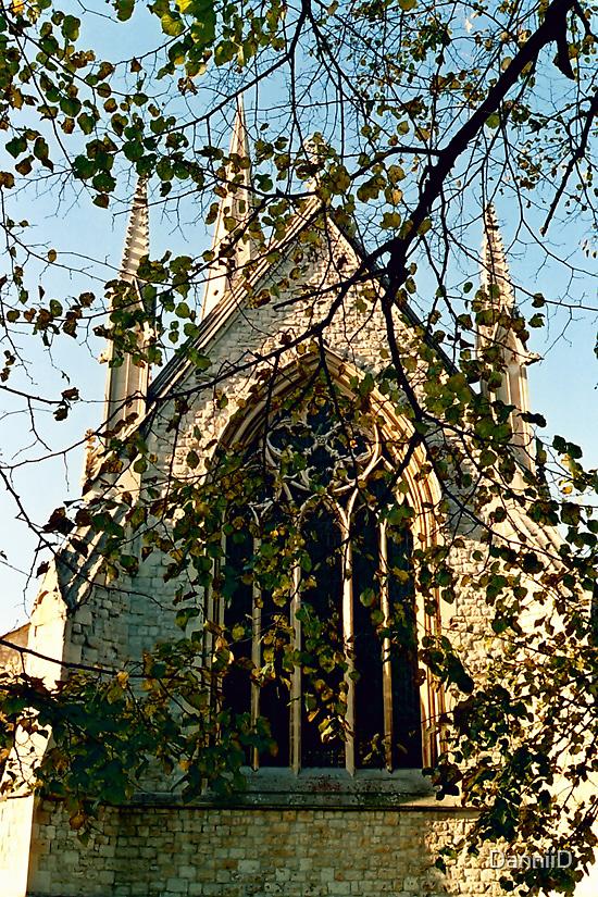 Church by DanniiD