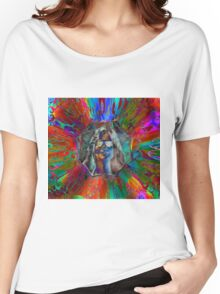 Explosive Hippy Women's Relaxed Fit T-Shirt
