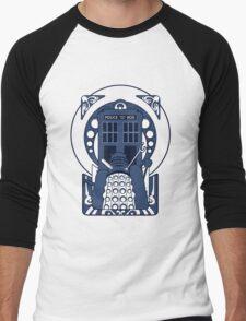Nouveau Who Men's Baseball ¾ T-Shirt