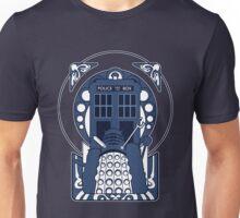 Nouveau Who Unisex T-Shirt