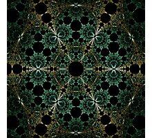 Wheel of Reflection Photographic Print