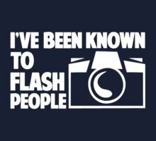 Photographer Camera Flash People by popculture
