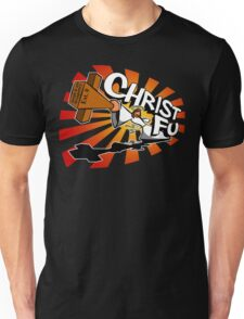 Christ Fu - Love Thy Unconscious Enemy Unisex T-Shirt