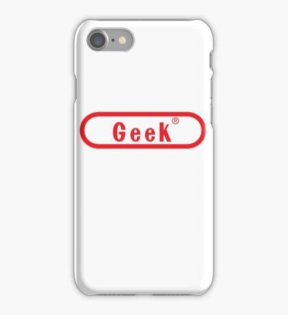 Video Game Geek iPhone Case/Skin