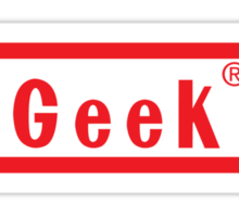 Video Game Geek Sticker