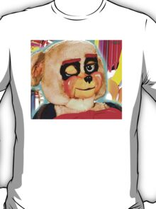 Tim And Eric Puppet Oil Painting T-Shirt