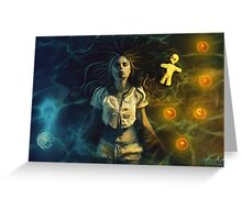 Dead Waters Greeting Card