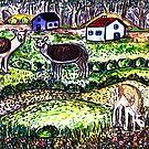 Deer Country by Monica Engeler