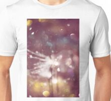 Sparkler and Colorful Bokeh 2 Unisex T-Shirt