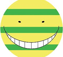 Korosensei Mockery Round Face by Raieruu