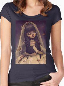 Maman Brigitte Women's Fitted Scoop T-Shirt