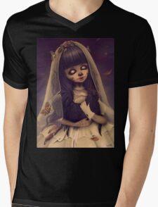 Maman Brigitte Mens V-Neck T-Shirt