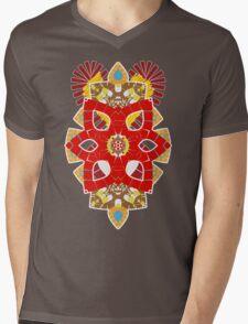 LoveTeko T-Shirt Mens V-Neck T-Shirt