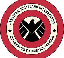 Agents of S.H.I.E.L.D by iamtheallspark