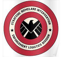 Agents of S.H.I.E.L.D Poster