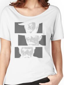 Blondie, Angel Eyes, Tuco Women's Relaxed Fit T-Shirt